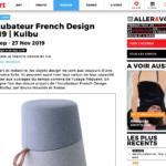 PARISART-2 Design Kulbu Bruno Houssin
